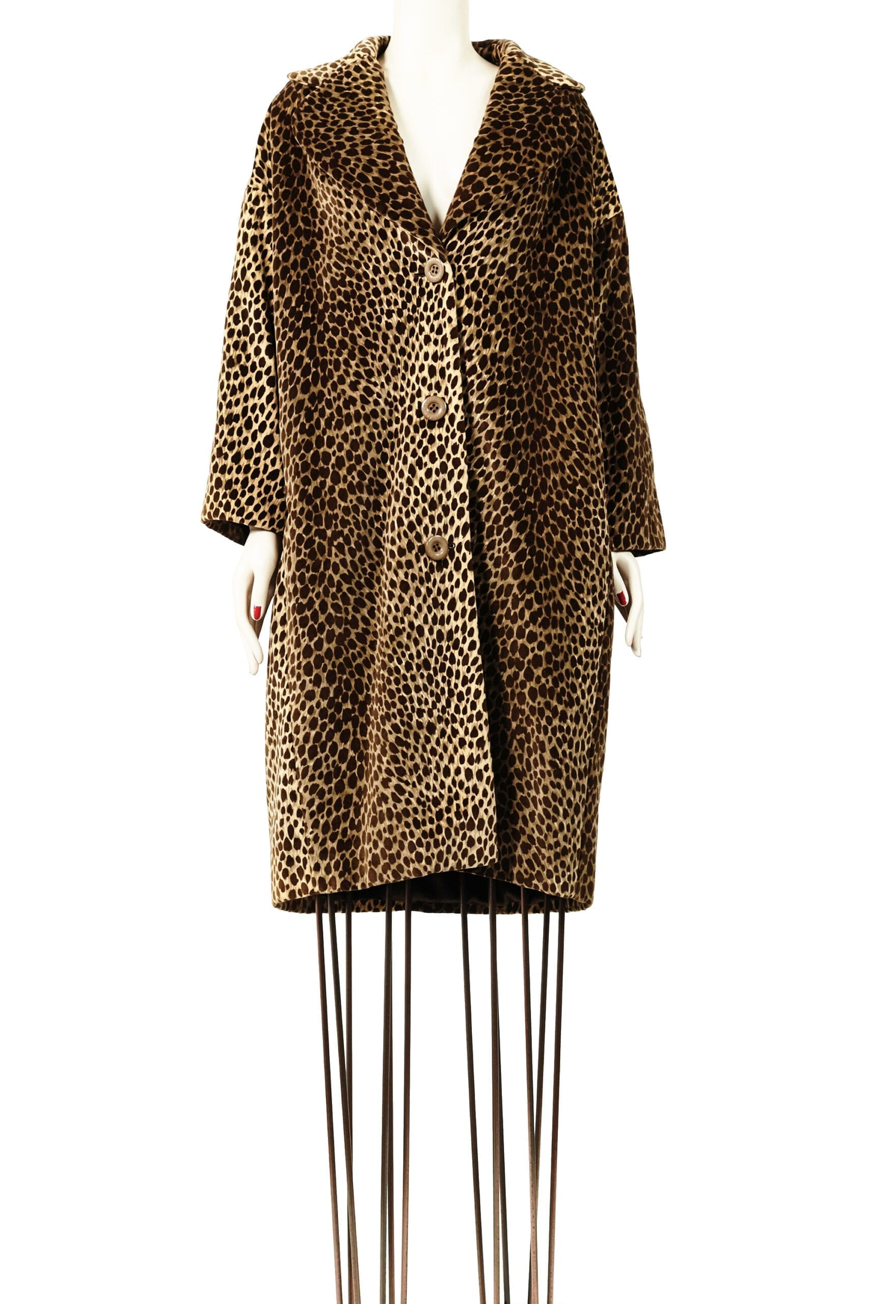 giaccone leopardato donna dolce e gabbana