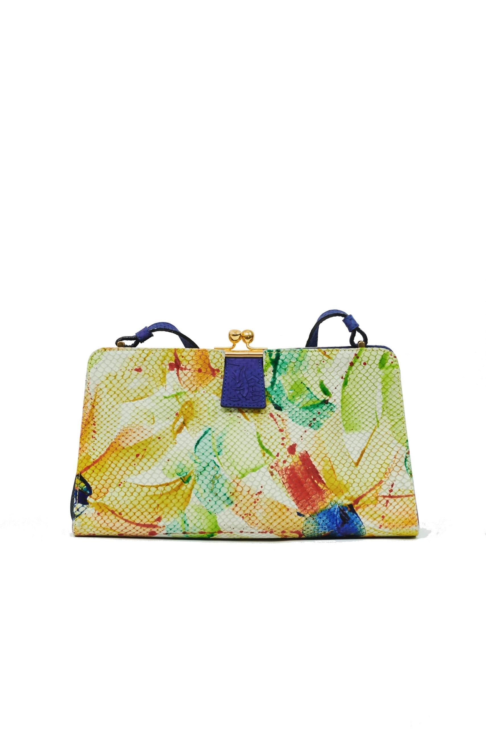 borsa reversibile galliano