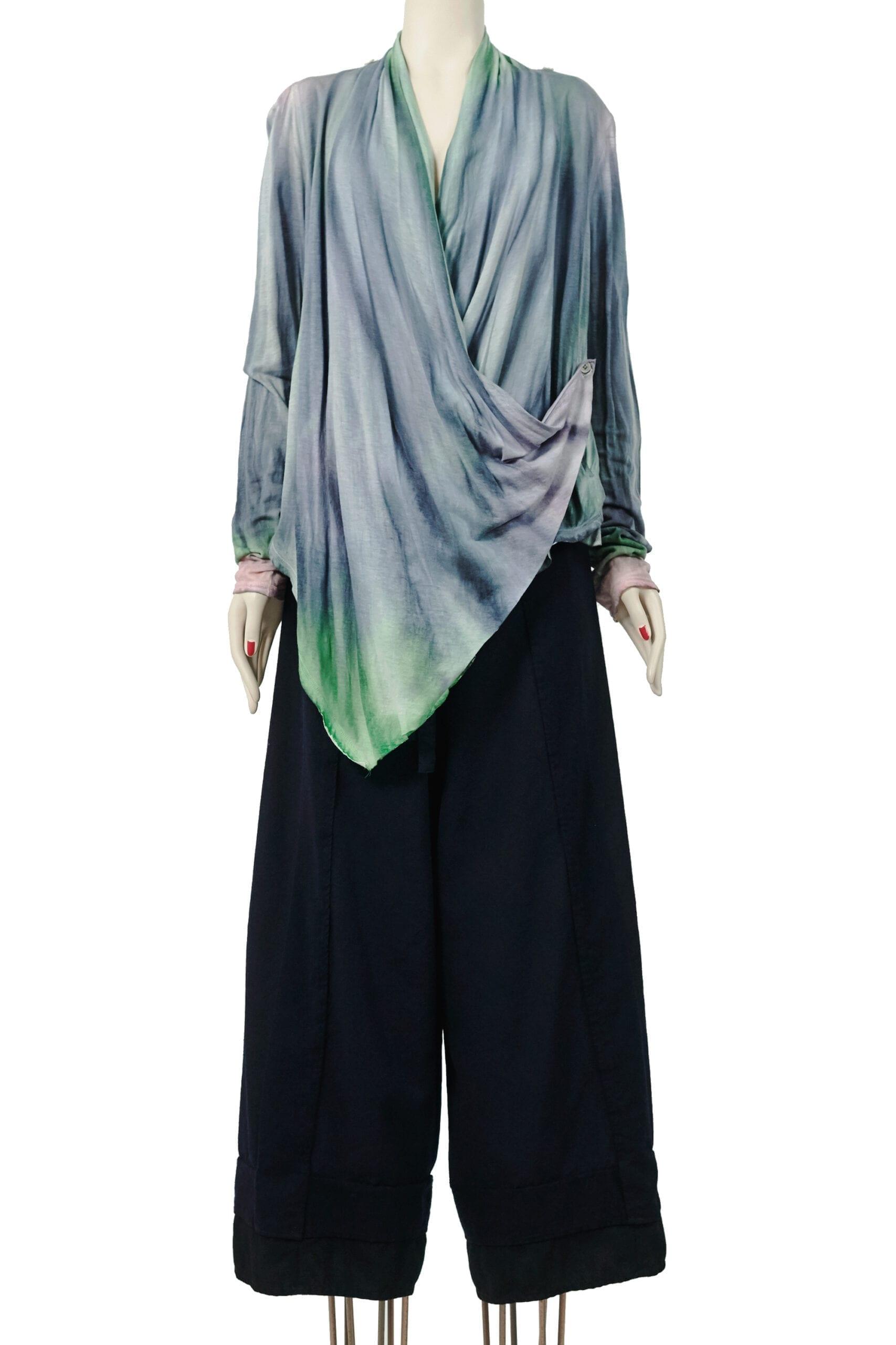 blusa tie dye free spirit